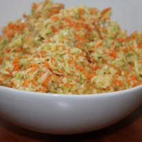 Coleslaw for Supper Club