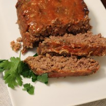 First Friday Meatloaf