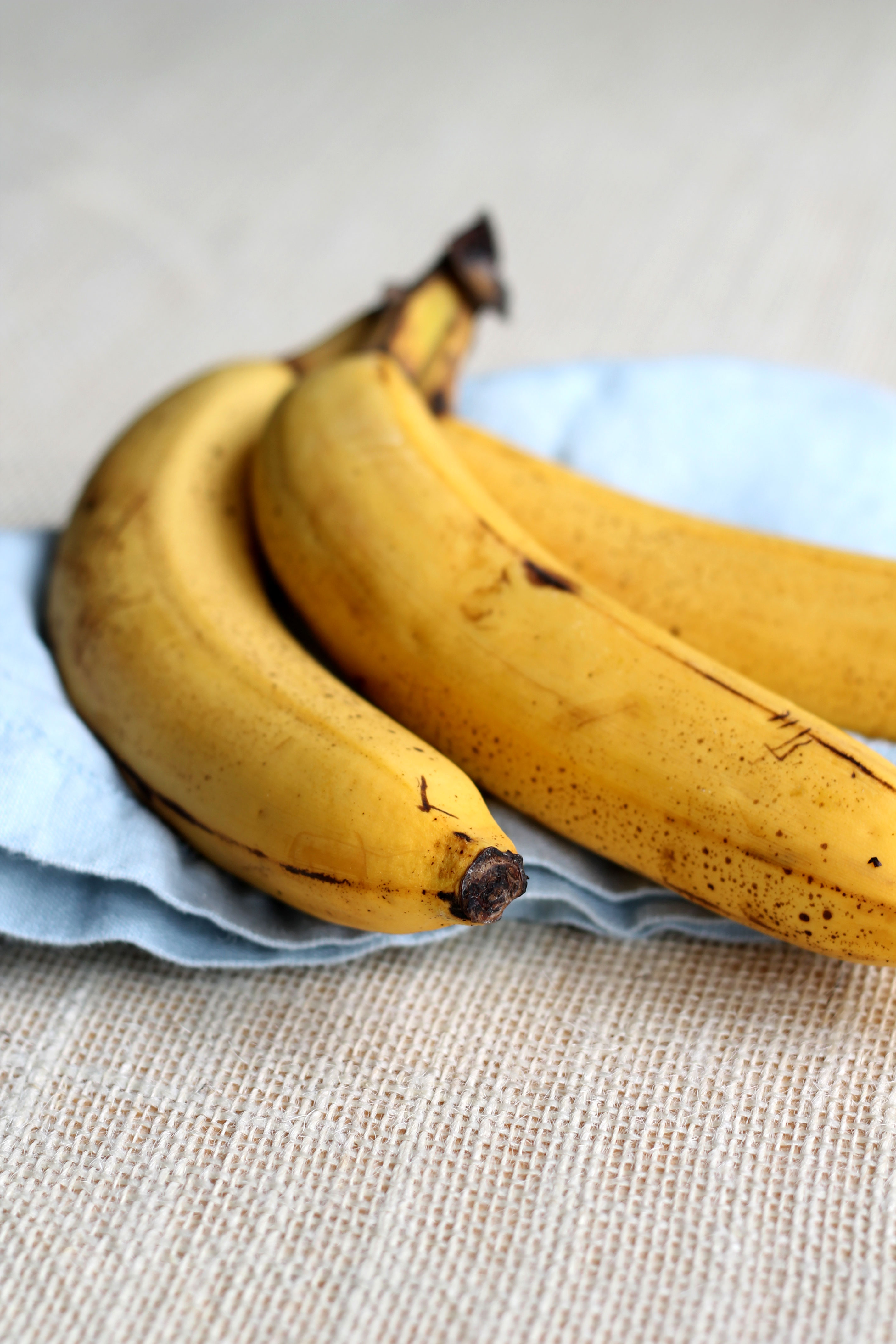 What to do with those ripe bananas