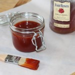 Four Roses Honey Bourbon Barbecue Sauce