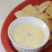 Mexican White Cheese Dip