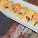 Asparagus and Prosciutto Crescent Rolls