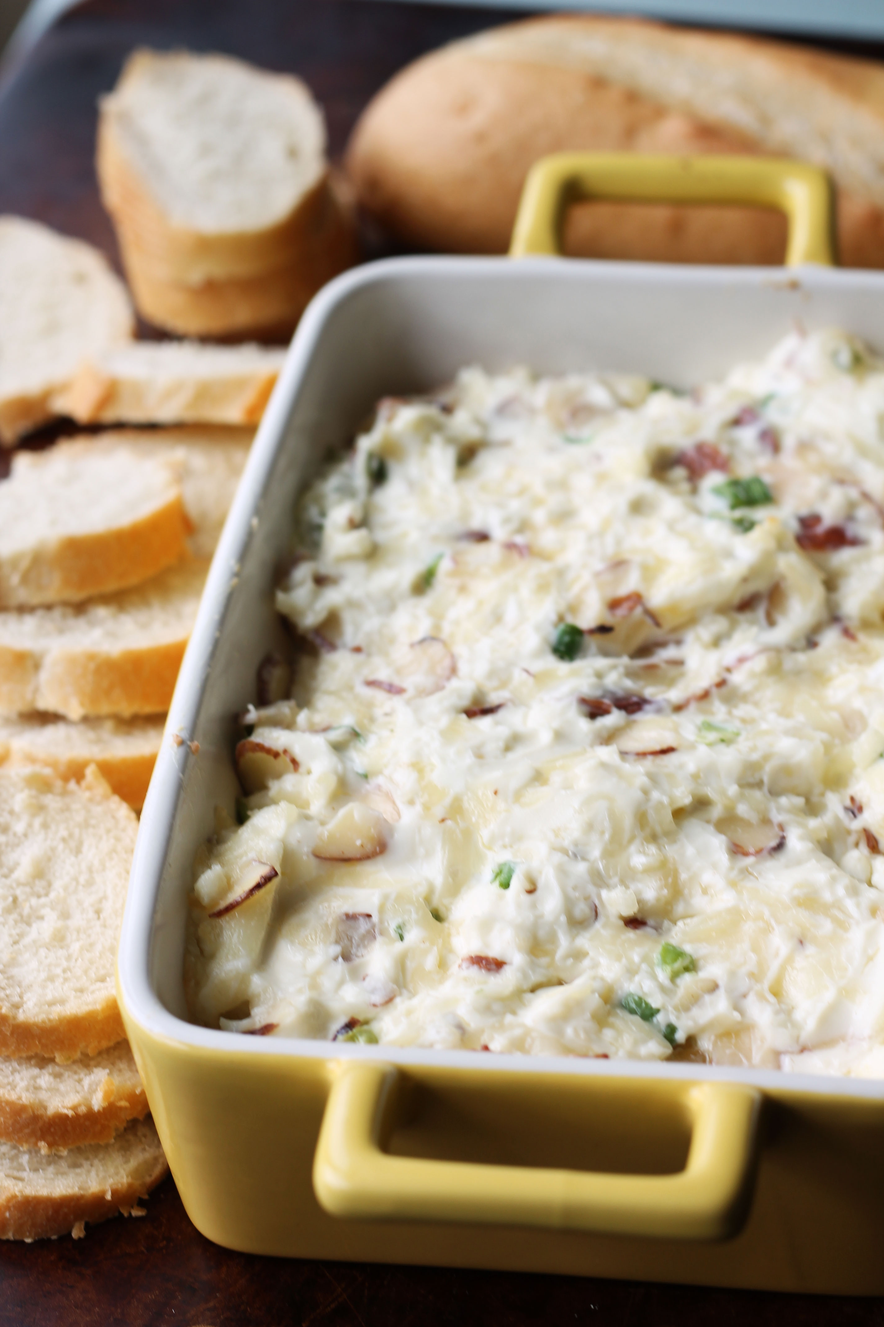 Hot Swiss Dip
