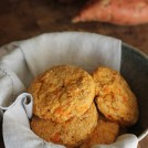 Sweet Potato Biscuits | Hall Nesting