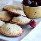 Cherry Hand Pies - so simple to make and the perfect summer treat!