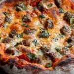 Creamy-Vodka-and-Sausage-Pizza