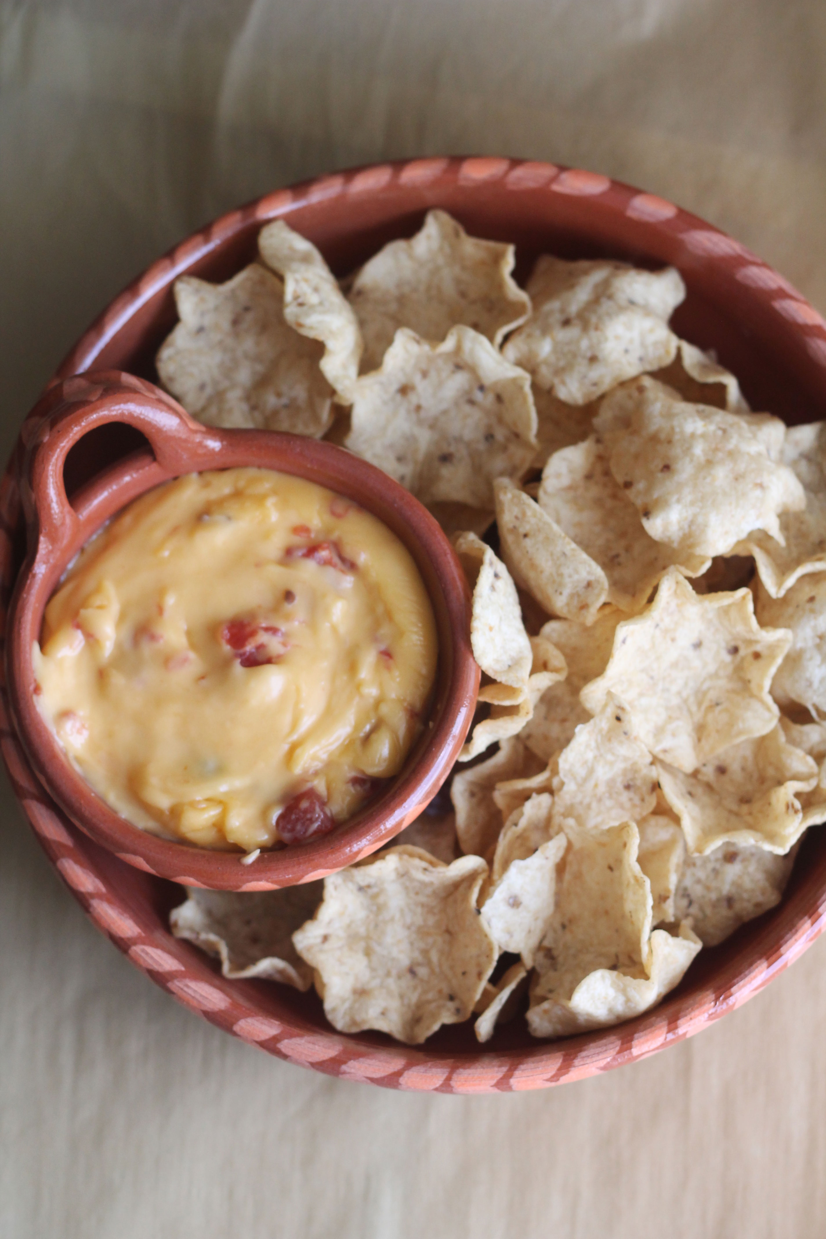 Better than Velveeta Cheese Dip