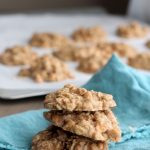 Soft and Chewy Butterscotch Oatmeal Cookies