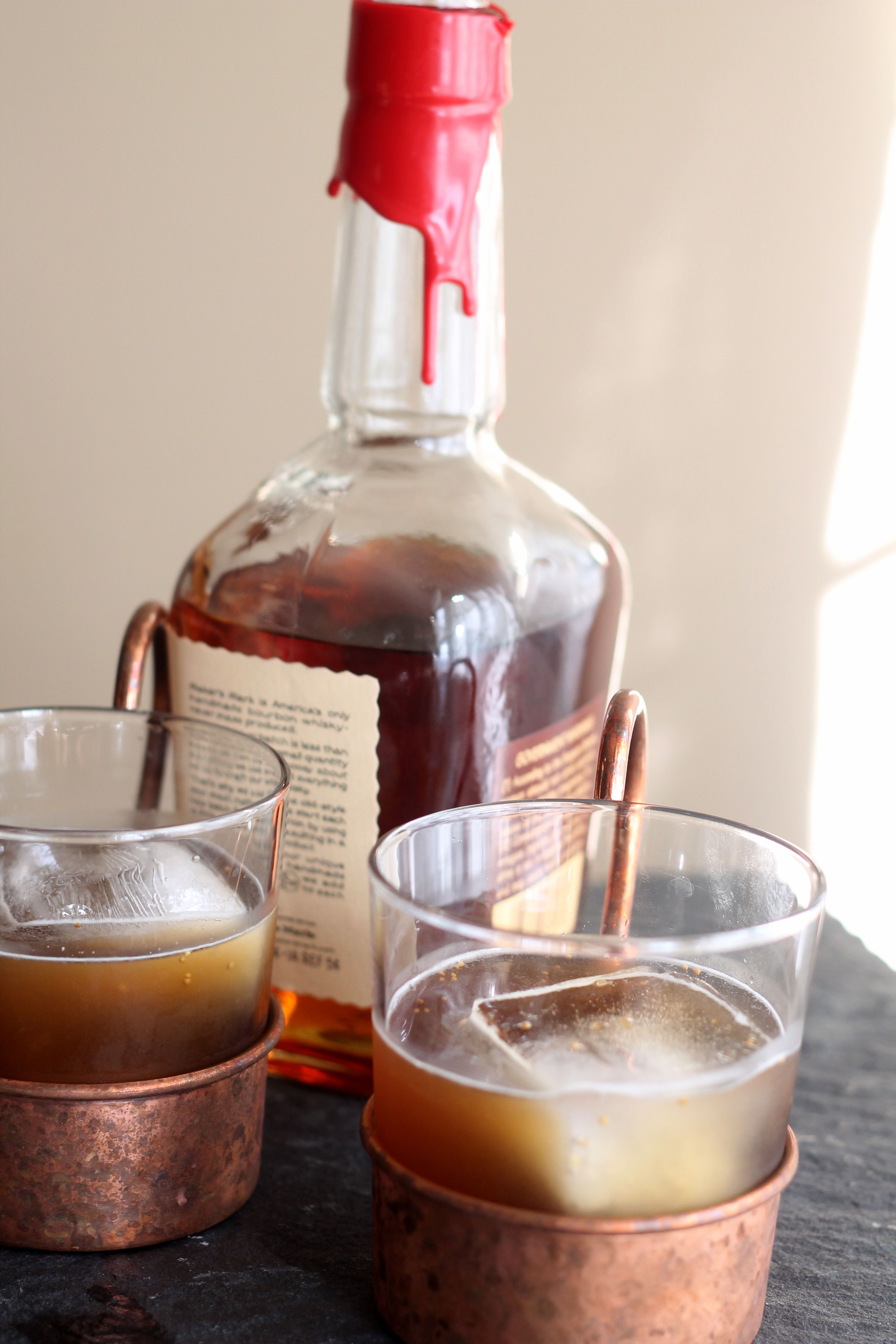 A sweet Bourbon cocktail that will have you wanting more!