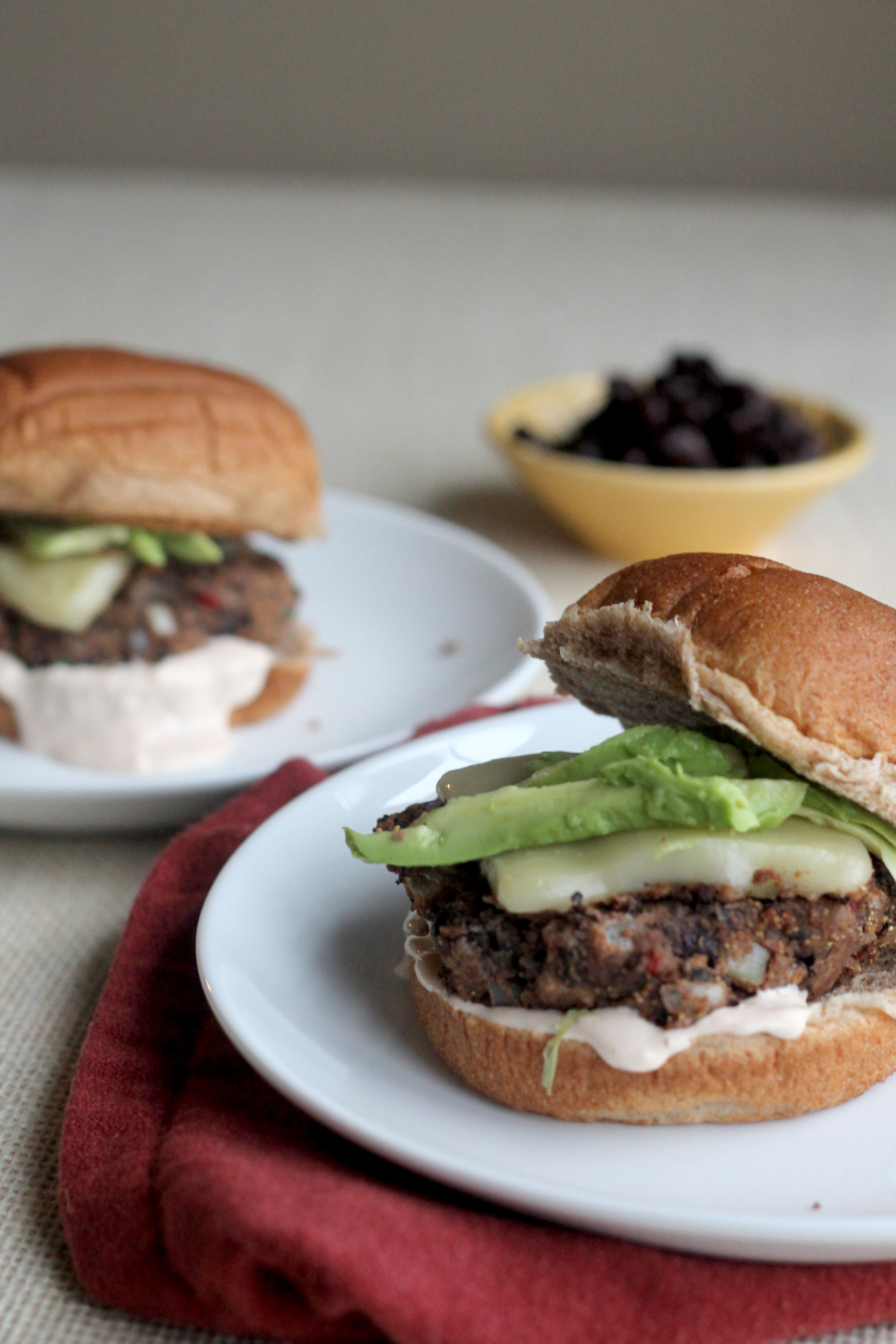 These are the best black bean burgers you will ever try!