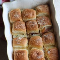 Fancy Tailgating Sliders